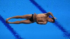 Natación Saltos - Campeonato de Europa. Final 1 m masculino