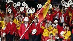 Los abanderados españoles en los Juegos: los mejores olímpicos, leyendas y familia real