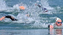 Natación Aguas abiertas  - Campeonato de Europa. 5  km femenino