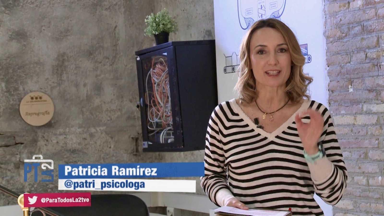 ¿Estudias o trabajas en lo que deseas? Patricia Ramírez