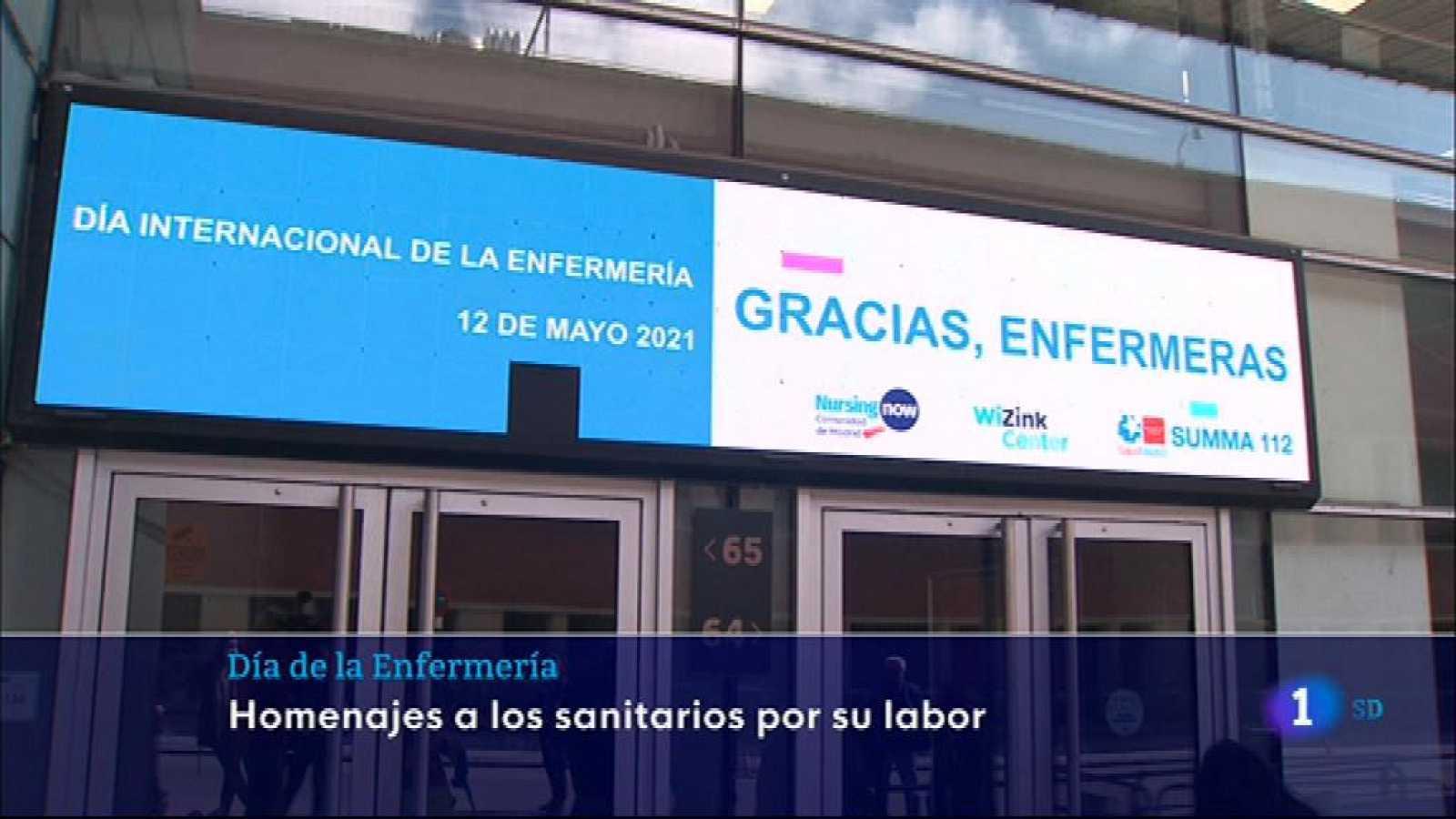 Informativo de Madrid 2 ¿12/05/2021- Ver ahora