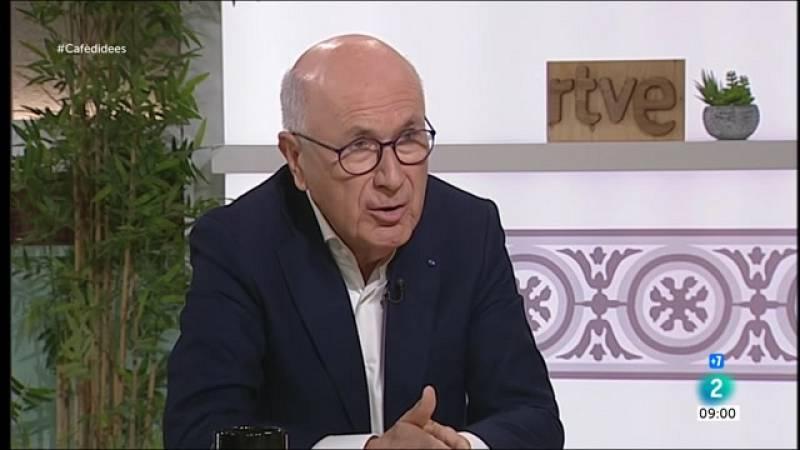 """Cafè d'idees - Duran i Lleida: """"Encara que es posin d'acord, hi haurà terceres eleccions"""""""
