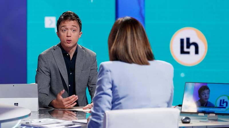 """Errejón descarta una confluencia de Más Madrid con Unidas Podemos: """"Estamos haciendo un camino propio"""""""