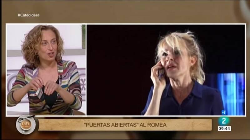 Cafè d'idees - Emma Riverola ens presenta 'Puertas Abiertas'
