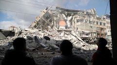 La violencia se extiende en las ciudades con población árabe mientras continúan los bombardeos en Gaza y el lanzamiento de cohetes