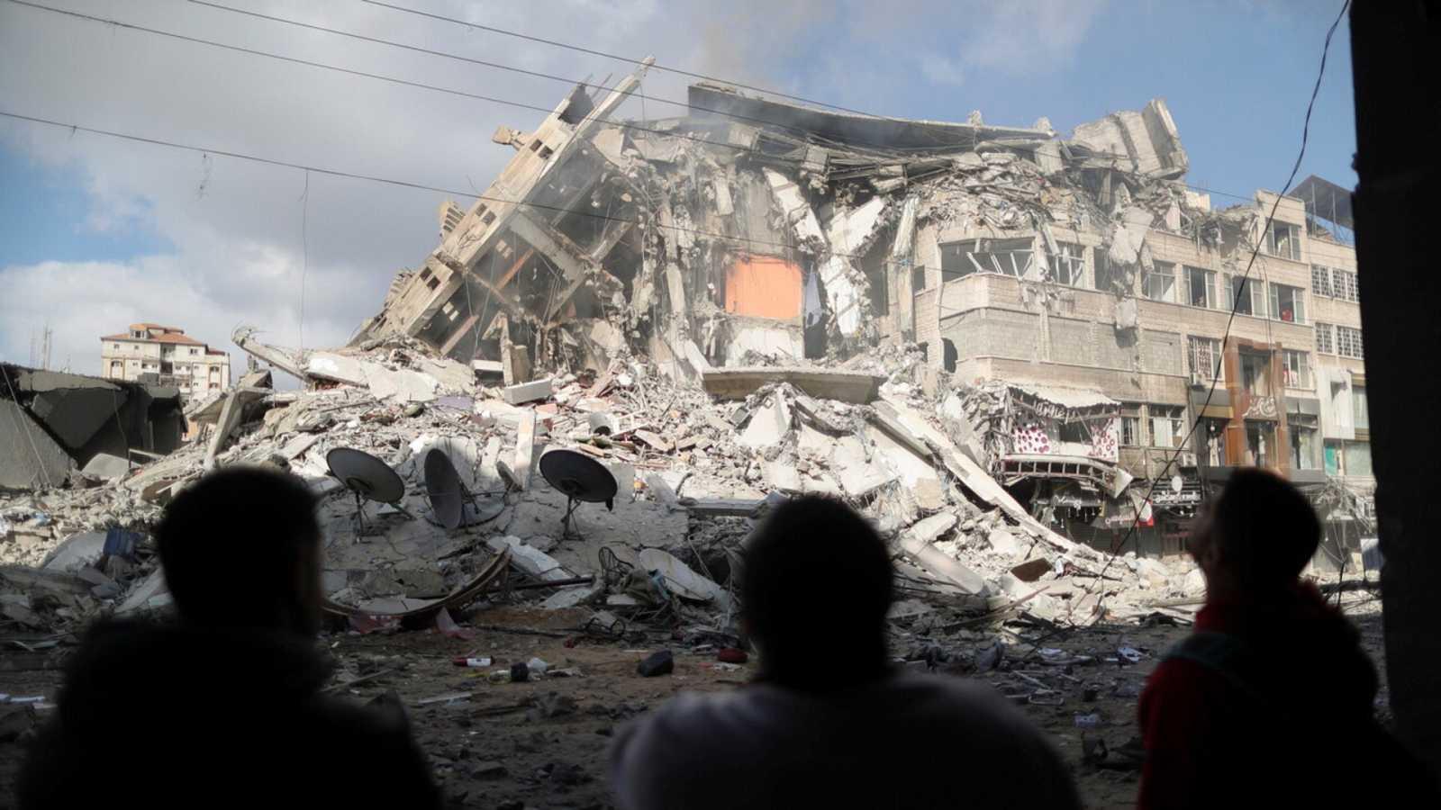 Se extiende la violencia en las ciudades mixtas de Israel