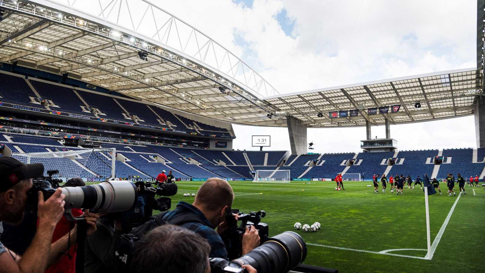 La final de la Champions se disputará en do Dragao, Oporto