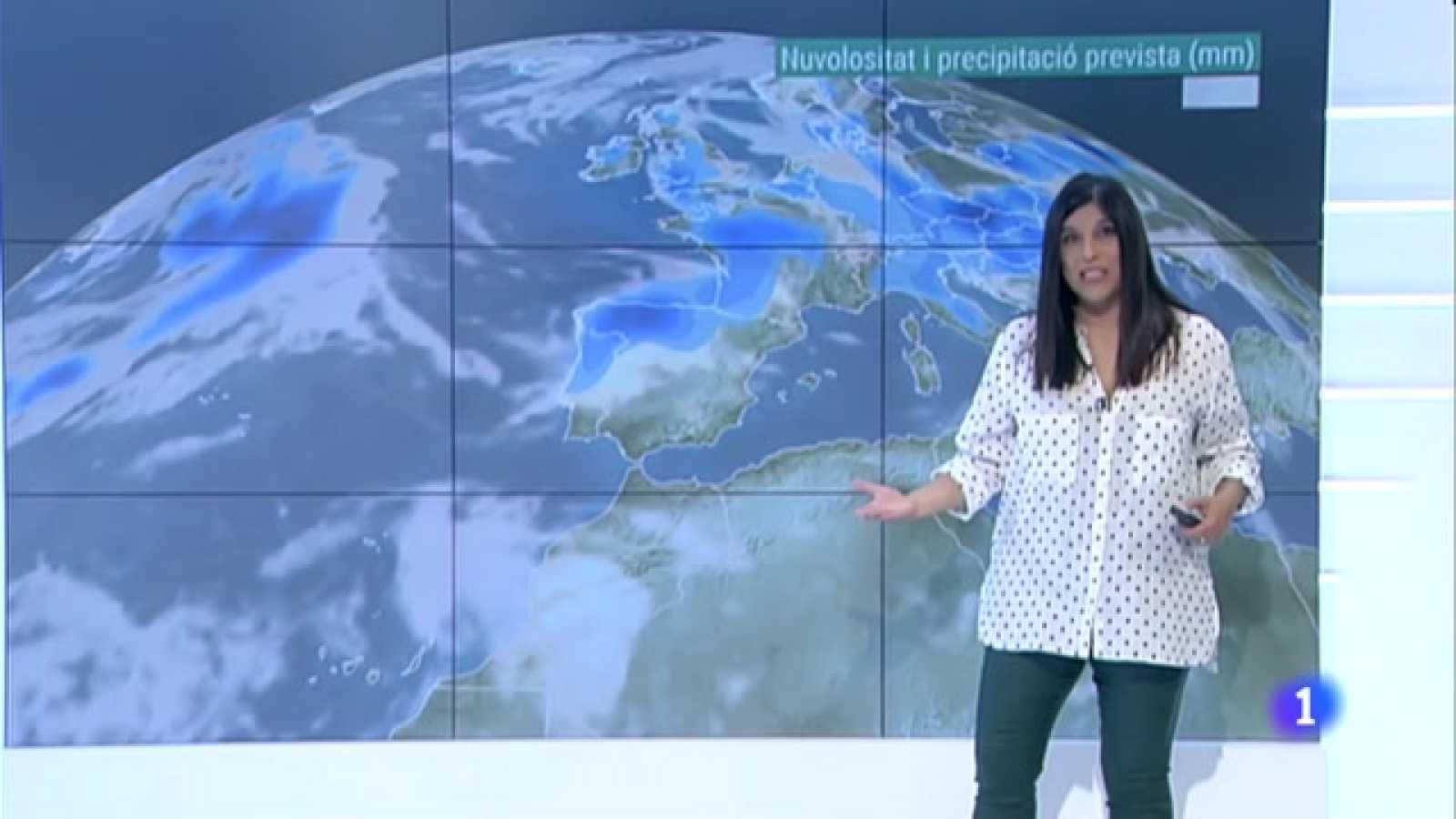 El Temps (13/05/2021) - Una previsió ben distreta