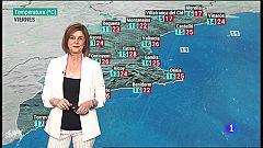 El tiempo en la Comunitat Valenciana - 13/05/21