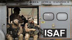 Militares españoles cuentan cómo fue la misión en Afganistán, que ha durado 19 años