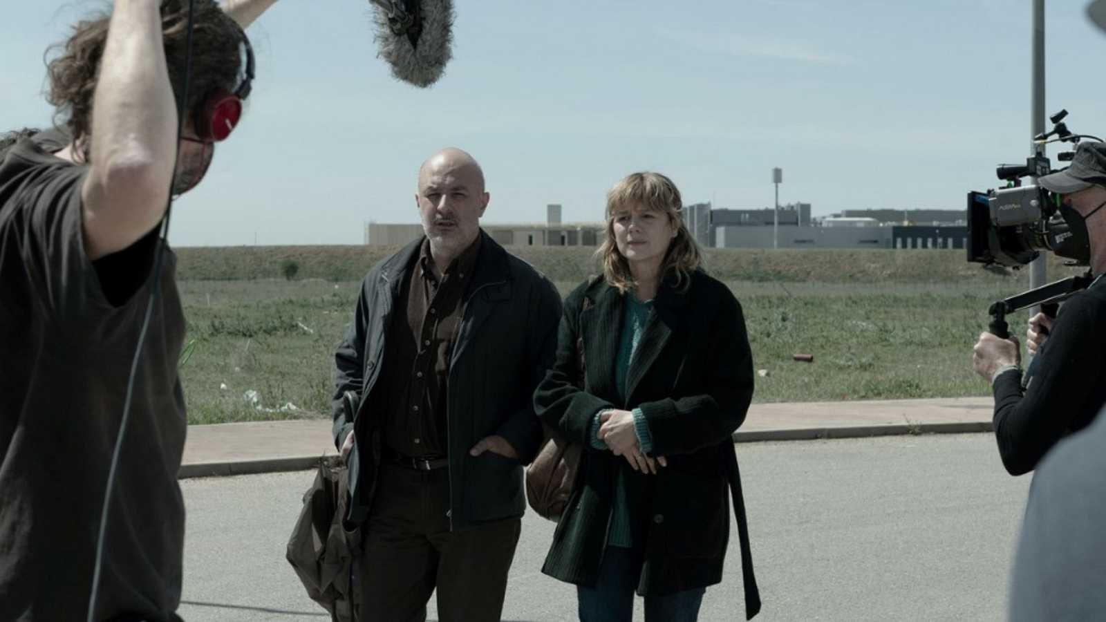 El director Javier Marco finaliza el rodaje de 'Josefina', su primer largo