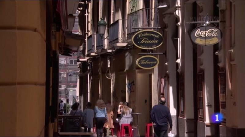 Los hosteleros repartirán mascarillas en el Tubo de Zaragoza