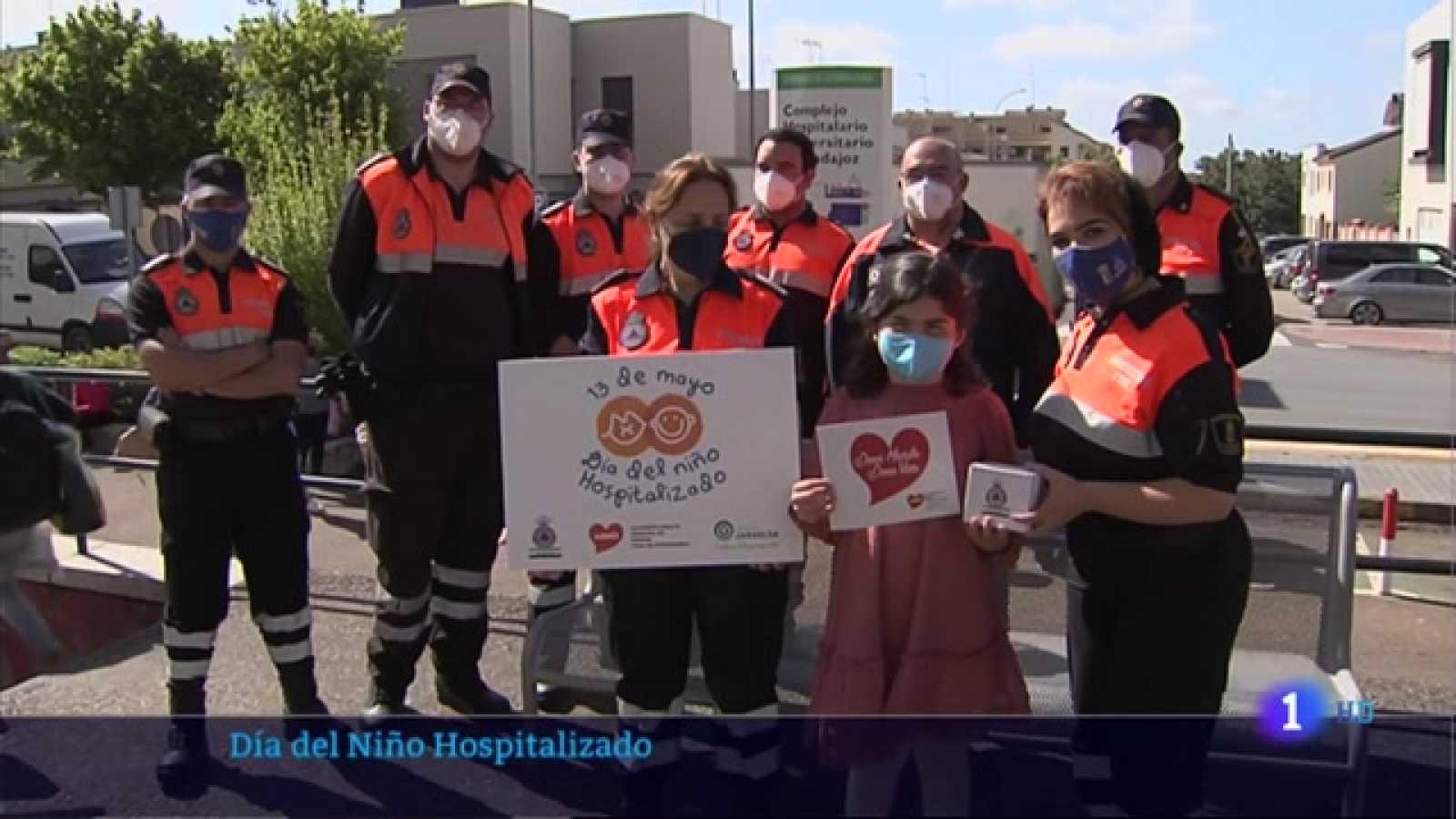 Materno Infantil de Badajoz - 13/05/2021