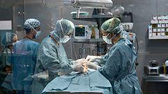 Así es un trasplante de riñón de donante vivo