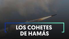 Hamás exhibe sus armas tras 4 días de ataques que dejan 87 palestinos y 7 israelíes muertos