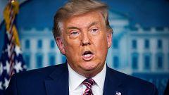 Las confrontaciones de los republicanos por Donald Trump amenazan con una ruptura del partido