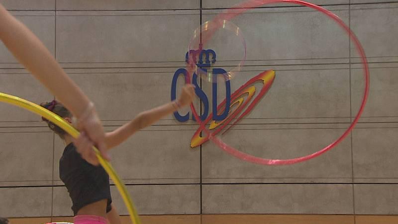 """El CSD pide sancionar por abuso a una entrenadora de gimnasia rítmica ante la """"inacción"""" de la federación española"""