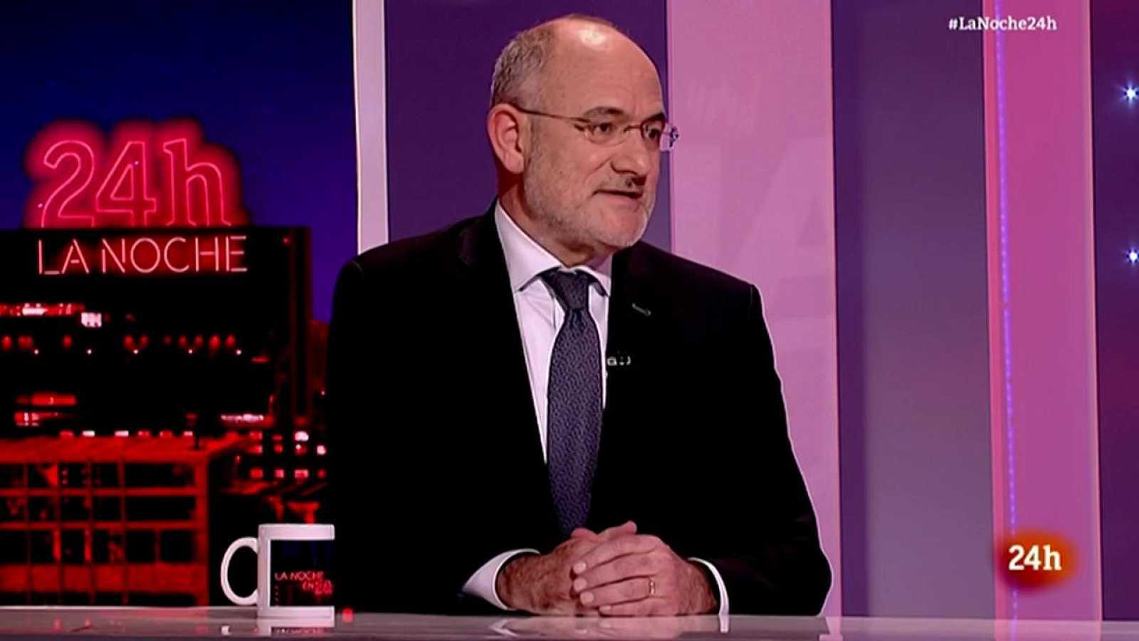 """Portavoz del Parlamento Europeo: """"Hemos cometido errores en la pandemia, pero ahora se ven los frutos de una gestión comunitaria"""""""