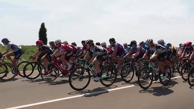 Ciclismo - Semana ciclista valenciana. Vuelta a la Comunidad Valenciana féminas 2021 - ver ahora