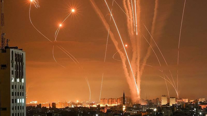 Israel lanza operación de bombardeos masivos sobre Gaza