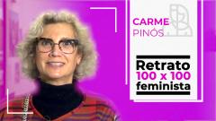Objetivo Igualdad - Retrato 100x 100 feminista: Carme Pinós, arquitecta