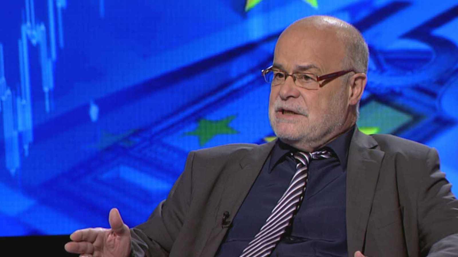 Aquí Parlem - Lluís Falgàs entrevista l'economista Antoni Castells