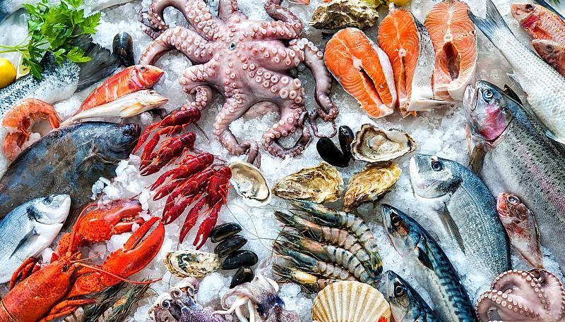 ¿Qué mariscos hay ahora de temporada?