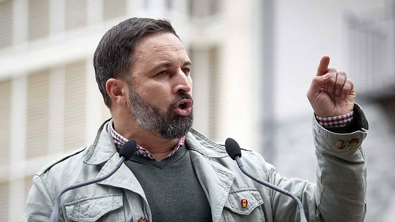 """Abascal postula a Vox para presidir la Asamblea de Madrid y Ayuso responde: """"Es demasiado"""""""