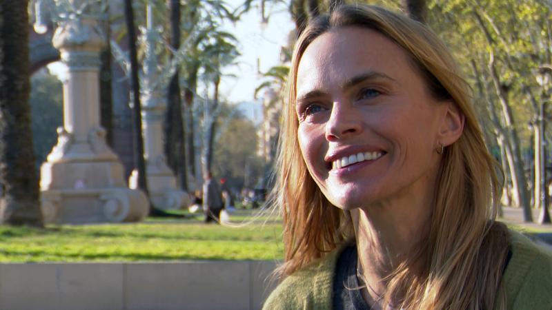 Verónica Blume, de modelo a experta del yoga