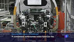 L'automoció pendent de la fàbrica de bateries