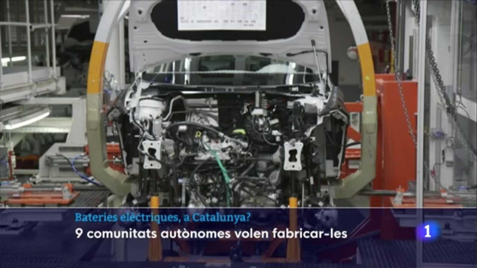 El sector de l'automoció pendent de la fàbrica de bateries