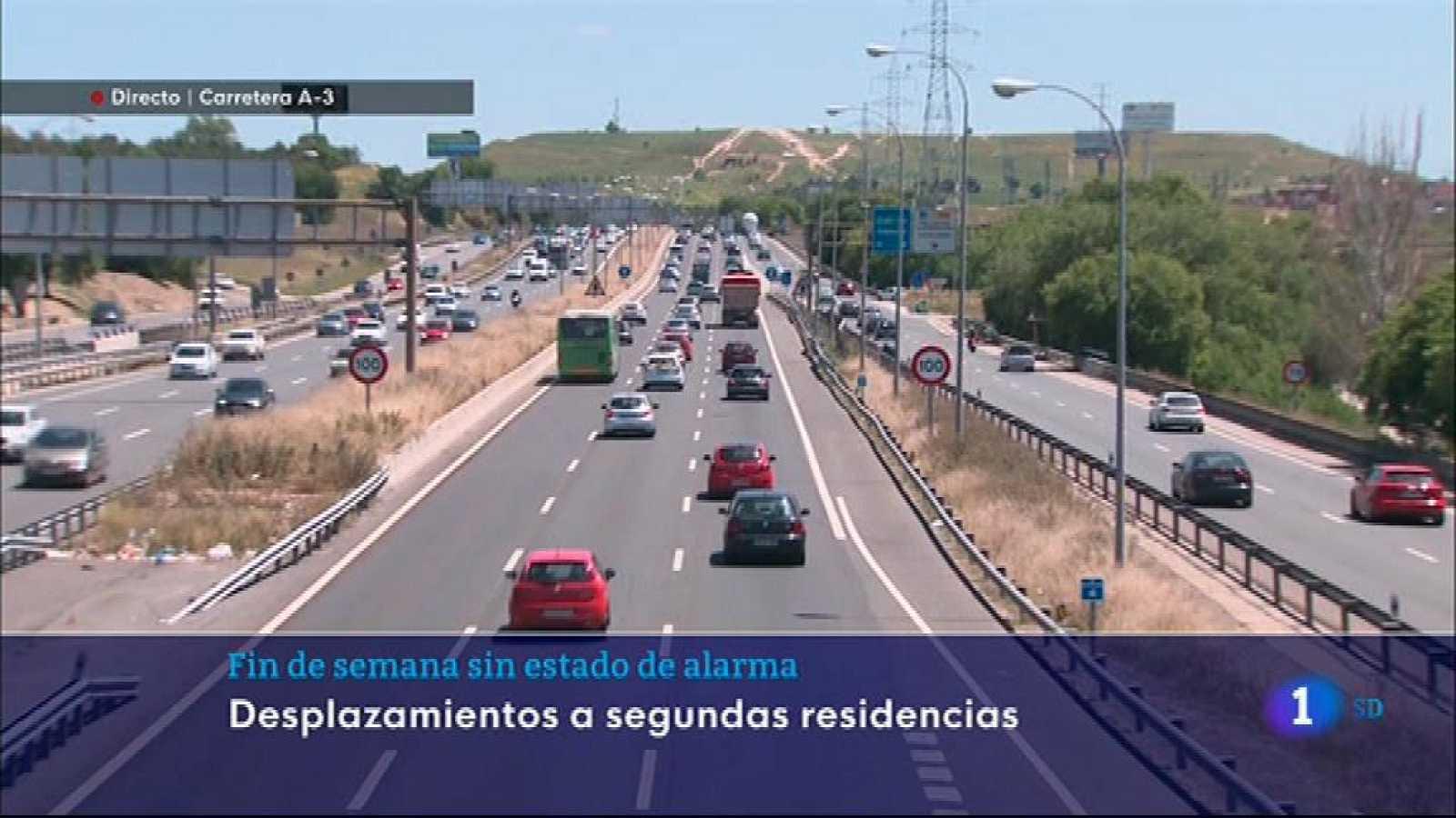Informativo de Madrid 1 - 14/05/2021- Ver ahora