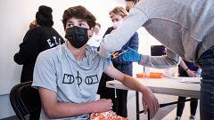 La campaña de vacunación en Estados Unidos arranca para los adolescentes de 12 a 15 años