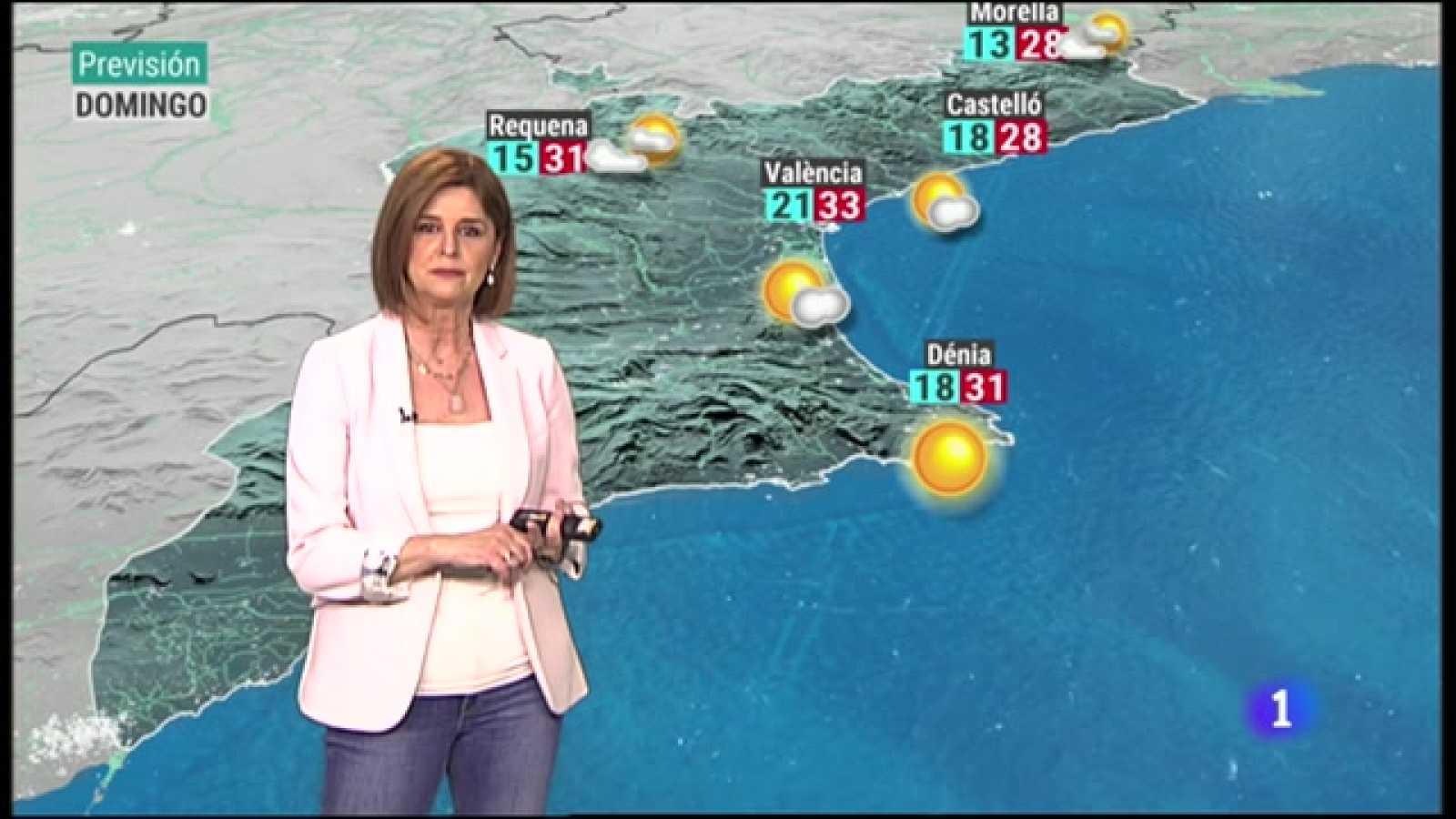 El tiempo en la Comunitat Valenciana - 14/05/21 ver ahora