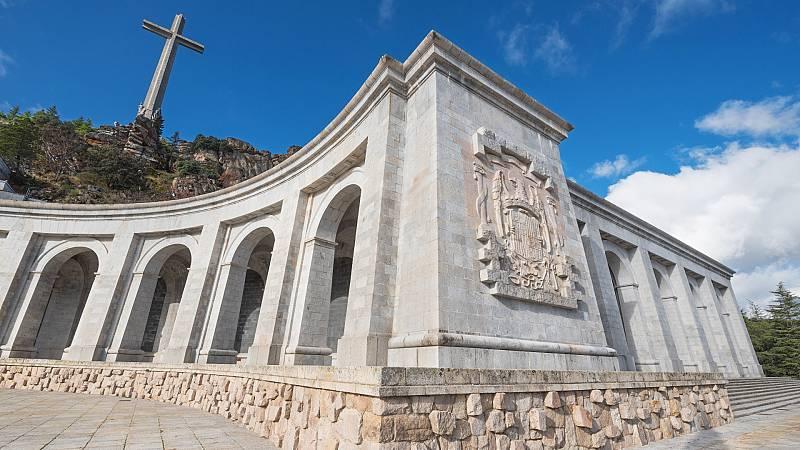 Arqueólogos del CSIC descubren en el Valle de los Caídos las chabolas en las que vivían los presos que lo construyeron