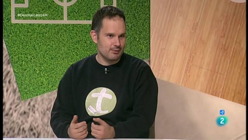Desmarcats. Entrevista a Jordi Morales, campió paralímpic de tennis taula