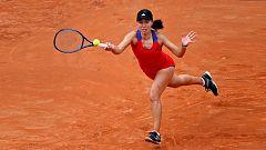 Tenis - WTA 1000 Torneo Roma 1/4 Final: Petra Martic - Jessica Pegula