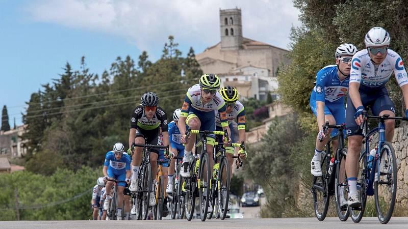 Ciclismo - Challenge ciclista Mallorca 2ª jornada Trofeo Serra de Tramuntana: Lloseta-Deia - ver ahora