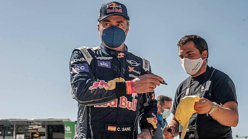 Carlos Sainz logra su primera victoria en 4x4 en desde 2011