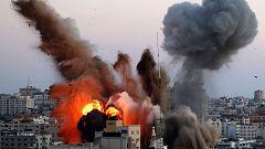 Israel rechaza un alto el fuego y su ofensiva en Gaza deja ya más de 120 fallecidos