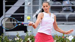 Tenis - WTA 1000 Torneo Roma 1/4 Final: Karolina Pliskova - Jelena Ostapenko