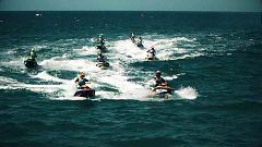 Motonáutica - Campeonato de España motos de agua. Circuito y Rallyjet Benalmádena