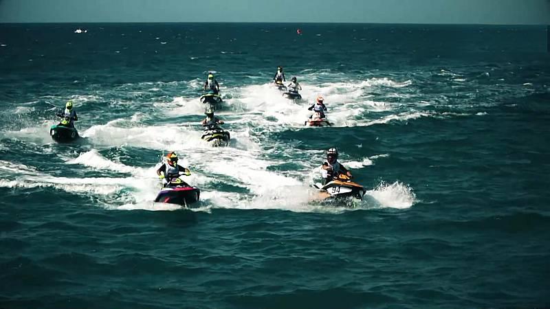 Motonáutica - Campeonato de España motos de agua. Circuito y Rallyjet Benalmádena - Ver ahora