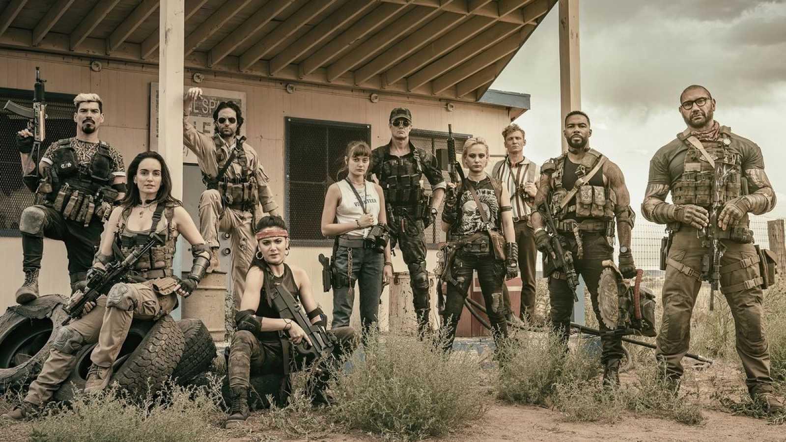 Días de cine - 'Ejército de los muertos'