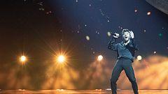 Eurovisión 2021 - Segundo pase de Blas Cantó en su segundo ensayo