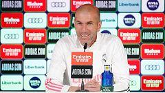 """Zidane siembra dudas sobre su continuidad: """"Llega un momento que hay que cambiar por el bien de todos"""""""