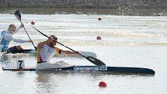 España logra dos medallas de oro en la Copa del Mundo de Piragüismo