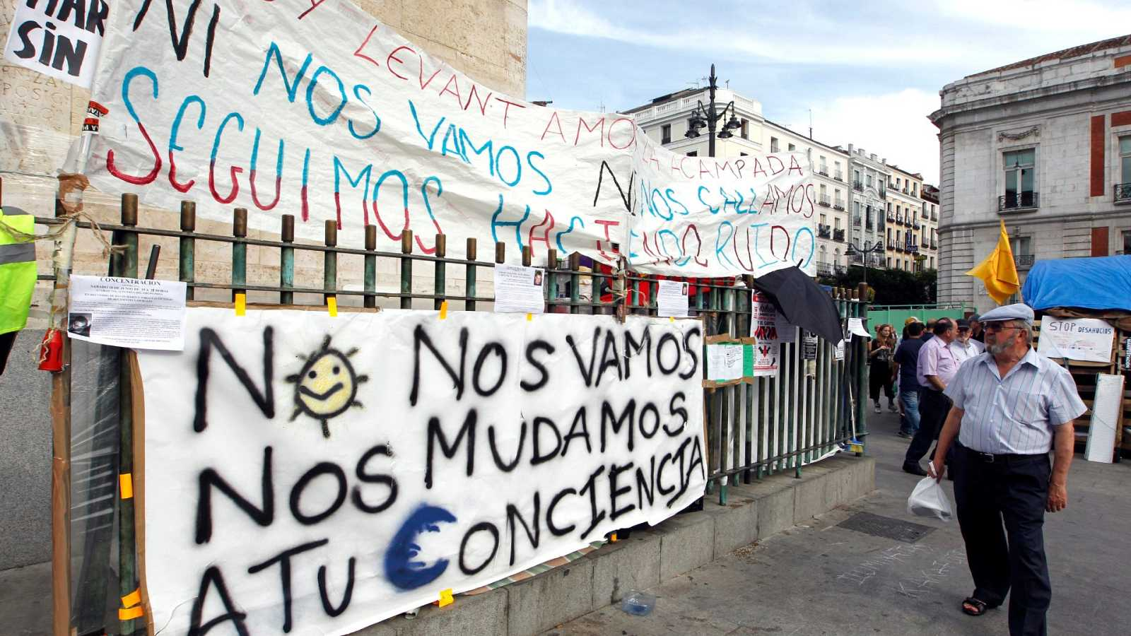 Diez años del 15M: ¿qué cambió en la política española?