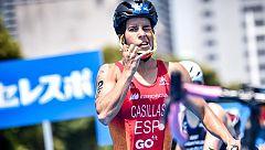 El Mundial de triatlón comienza en la 'burbuja' de Yokohama como ensayo para Tokio 2020