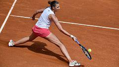 Tenis - WTA 1000 Torneo Roma - 1ª Semifinal: Karolina Pliskova - Petra Martic
